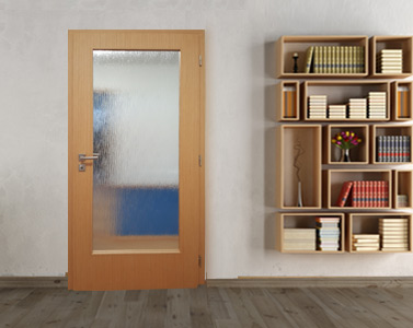 prosklené interiérové dveře - truhlářství Žabka