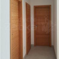 Vnitřní dveře, vodorovná dýha